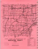 Map Image 014, Muscatine County 1977